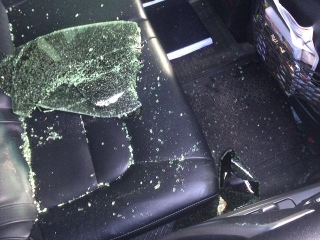 В Уфе угонщик уснул в в чужом автомобиле